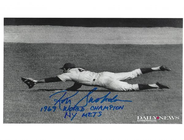 "SIGNED 8"" X 10"" PHOTO BY RON SWOBODA"